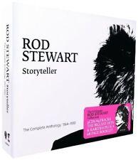 Rod Stewart - Storyteller NEW 4 x CD