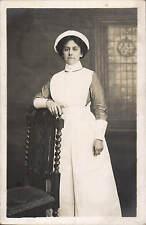 Colwyn Bay Studio Photo. Nurse by W.F.Booth & Co, Photographers Etc, Colwyn Bay.