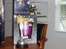 Dazzler & Longshot statues  (X-Men)