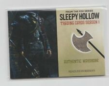 SLEEPY HOLLOW SEASON 1 Costume Trading Card Headless Horseman #M13 (01)
