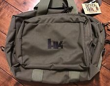 Heckler Koch HK GREEN Multi-Purpose Soft Range Gym Bag Case P30 USP SP5K P7 VP9