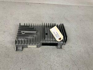 11-18 INFINITI M35H M37 M56 AUDIO EQUIPMENT RADIO AMPLIFIER MODULE OEM LOT2139