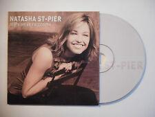 NATASHA ST PIER : ALORS ON SE RACCROCHE ♦ CD SINGLE PORT GRATUIT ♦
