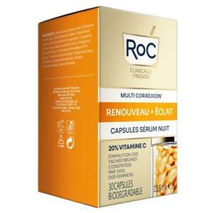 RoC Multi Correxion Revive + Glow Capsules x 30 BNIB RRP £35