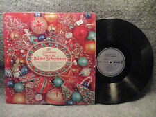 33 RPM LP Record The Christmas Voices Of Walter Schumann Pickwick 33 SPCX-1003