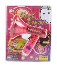 Voice Changer Large with 10 Effects Robot Dalek Noise Fun Novelty Toy Gift