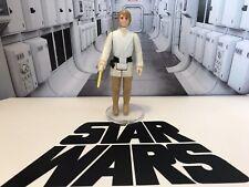 ** FIGURAS VINTAGE **Star Wars Kenner Luke Pelo Marron Raro