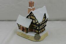 David Winter Cottages Mr Fezziwigs Emporium with Box 1990