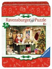 Ravensburger 075096 Letters to Santa 80 Piece Puzzle in Collectors Tin Christmas