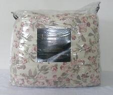 Ralph Lauren BELMONT OAKS FLORAL QUEEN 4PC SET COMFORTER Bedskirt~2 Pillow Shams