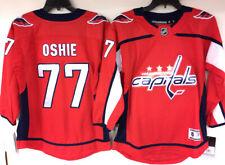 T.J. Oshie Washington Capitals #77 YOUTH NHL Premier Hockey Boys Jersey