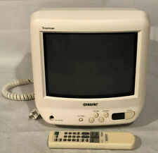 "SONY Trinitron KV-9PT50 9"" CRT Television Color Retro Gaming TV VTG W/ Remote"