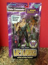 McFarlane WetWorks Delta Commander Ultra-Action Figure 1996