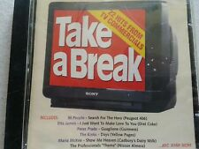 Take a Break - 22 Hits from TV Commercials, Various Artists, Very Good CD