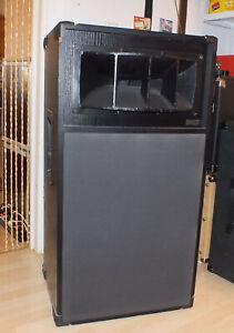 ALTEC LANSING / Acoustician Sound Engineer Studiomonitore aus Tonstudio Vintage!