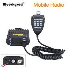 QYT KT-8900D Dualband Quad Standby 200ch VHF UHF Auto/Rüssel Ham Funkgerät M1J