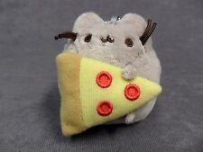 Gund New * Pusheen Blind Box - Pizza *  Blind Box Mini Plush Cat Key Chain