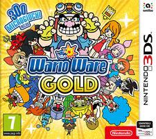 Wario Ware Gold (Super Mario) Nintendo 3DS NINTENDO