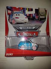 Disney World of Cars Suki - Brand new