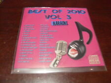 BEST OF 2010 VOL 3 KARAOKE DISC B10-03 CD+G POP KATY PERRY PARAMORE ONE REPUBLIC
