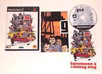 Gta Grand Theft Auto III Ps2 Perfetta 1a Edizione Italiana con Manuale/Mappa