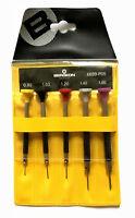 Bergeon 6899-P05 Set Of 5 Watchmakers Ergonomic Screwdrivers SWISS MADE