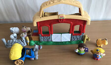Fisher Price Little People Farm Animals Children Toys