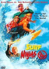 Surf Ninjas 0794043557125 With Leslie Nielsen DVD Region 1