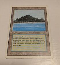 Magic the Gathering - Tropical Island - Revised MTG