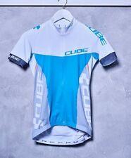 CUBE TEAMLINE WLS Maillot pour vélo Femmes manches courtes gr. S #10948 W40