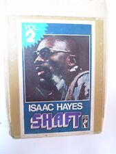 K7 - 8 track - ISAAC HAYES - Shaft Vol. 2 - STAX - 3815 023 - GERMANY