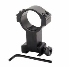Tactical 30mm Ring Mount for Flashlight Scope Fit 20mm Rail Picatinny Weaver
