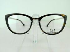 Carolina Herrera Vhe 092K (579) Tortoise 52 x 18 135 Eyeglass Frames