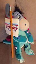 "9"" NEW Dinosaur Halloween Eeyore Winnie the Pooh Disney Plush Doll"