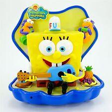 SpongeBob SquarePants Musical Talking Singing Wall Hanging w 3 Changeable Hats