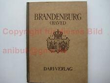 Brandenburg an der Havel Wolff DARI-Verlag  Architektur (Havel) Städtebau 1926