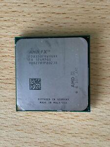 AMD FX fd8350frw8khk 2011 Processor