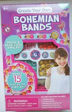 Girls Bead Jewelry Making Kit Bohemian Bands