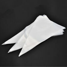 50PCS Disposable PE Piping Bags Cake Cream Decoration Pastry Bags Cake Accessory