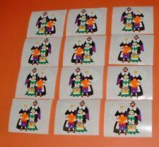 Vintage 1996 MRS. GROSSMAN'S 90's Stickers THANKSGIVING PILGRIMS Scrapbook Lot