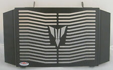 YAMAHA MT-09 (13-16) BLACK BEOWULF RADIATOR GUARD, GRILL, PROTECTOR, COVER