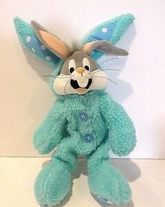 PLUSH - BUGS BUNNY DRESSED AS EASTER BUNNY