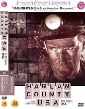 Harlan County U.S.A. (1976, Barbara Kopple) DVD NEW