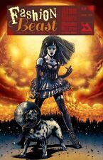 Fashion Beast #10 New / Near Mint CBX100 Avatar 2012