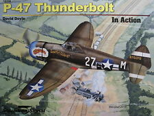 Squadron Book P-47 Thunderbolt in Action Revised nbr 208