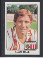 Panini - Football 79 - # 322 Alan Ball - Southampton