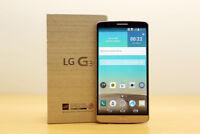 LG G3 32GB - Entsperrt ohne Simlock Smartphone Box Verpackt