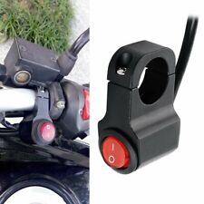 12V Motorrad Lenker Scheinwerfer Lichtschalter On/off Ein/Aus Schalter Switch