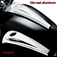 Chrome Smooth Dash Console Cover For Harley 08-18 Touring Street Glide FLHT FLHX