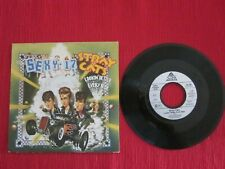 45 TOURS VINYLE STRAY CATS SEXY + 17 SHE'S 1983 ARISTA